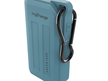 Gear Review: myCharge Adventure H20 Portable Charger
