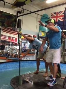 Quickblade Flume, Jim Terrell, Quickblade Paddles, Performance Paddling, Anthony Vela