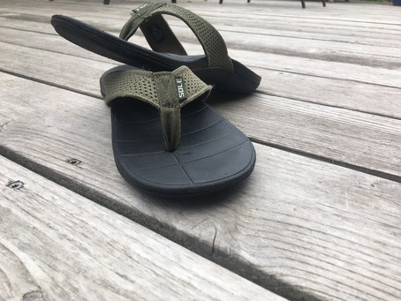 Gear Review: Costa Flip from Sole Sandals