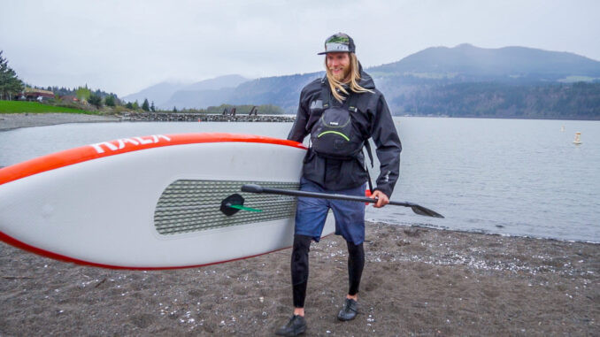 inflatable sups, hala gear, paddlexaminer, sup, standup paddling