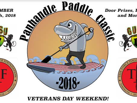 Top Five Reasons You Should Attend the Panhandle Paddle Classic