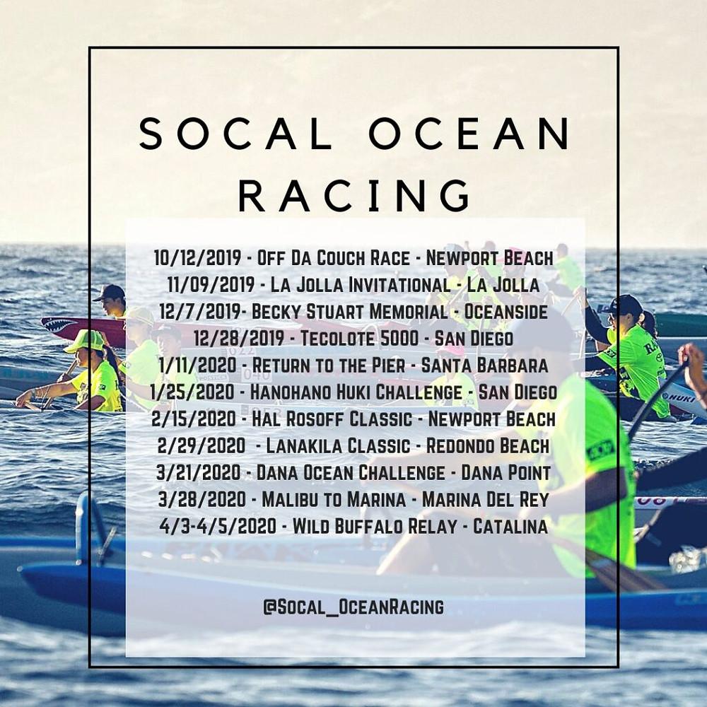 socal ocean racing, paddlexaminer, paddling, racing
