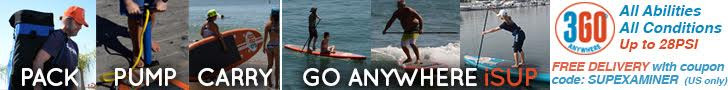 360 Go Anywhere - SUP Examiner
