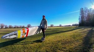 Ryan Knysh, Infinity SUP, Canada, cold weather paddling, paddling tips, SUP Examiner One Wheel