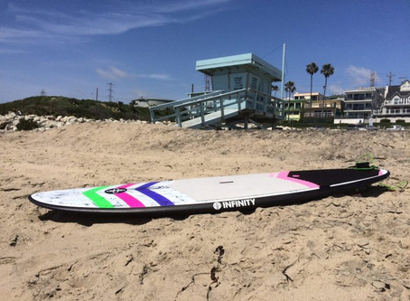 Infinity SUP New Deal: Dry Land Examination