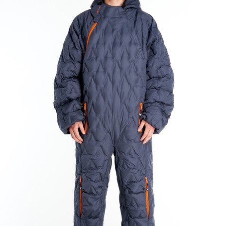 Selk'bag Introduces the First 100% Recycled, Wearable Sleeping Bag