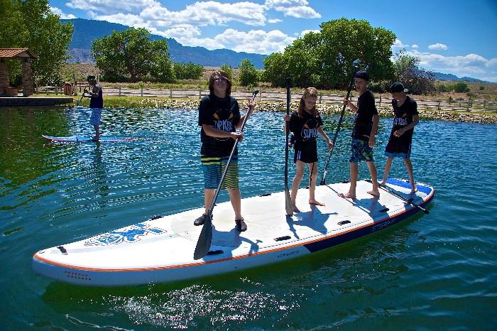 SUP Kids, Linzi Hawkins, SUP Examiner, Starboard Sup