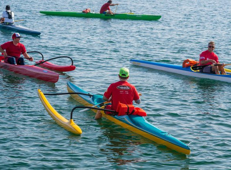 How to Train With Paddlers of Different Abilities