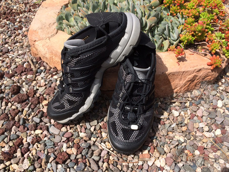 Gear Review: Adidas Hydrotera Sandal: Perfect for Whitewater Paddling