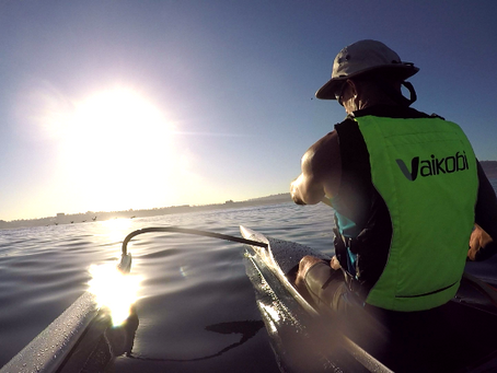 Vaikobi V Cold Storm Paddling Gear: The Next Level