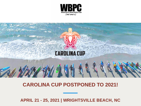 Carolina Cup Postponed to April 2021