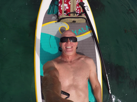 SUP Adventure: Paddling and Snorkeling in Laguna Beach, California