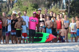 The Paddle Academy, Mike Muir, SUP Examiner, Dana Point, Blessing of the Boards, 404 Sup, 404 Basecamp, 404, Danny Ching, Dana Point, Baby Beach, Doheny state Beach, Young Paddlers
