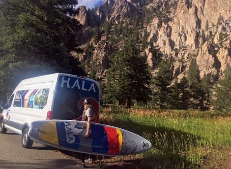 Gear Review: Hala Rado Inflatable SUP