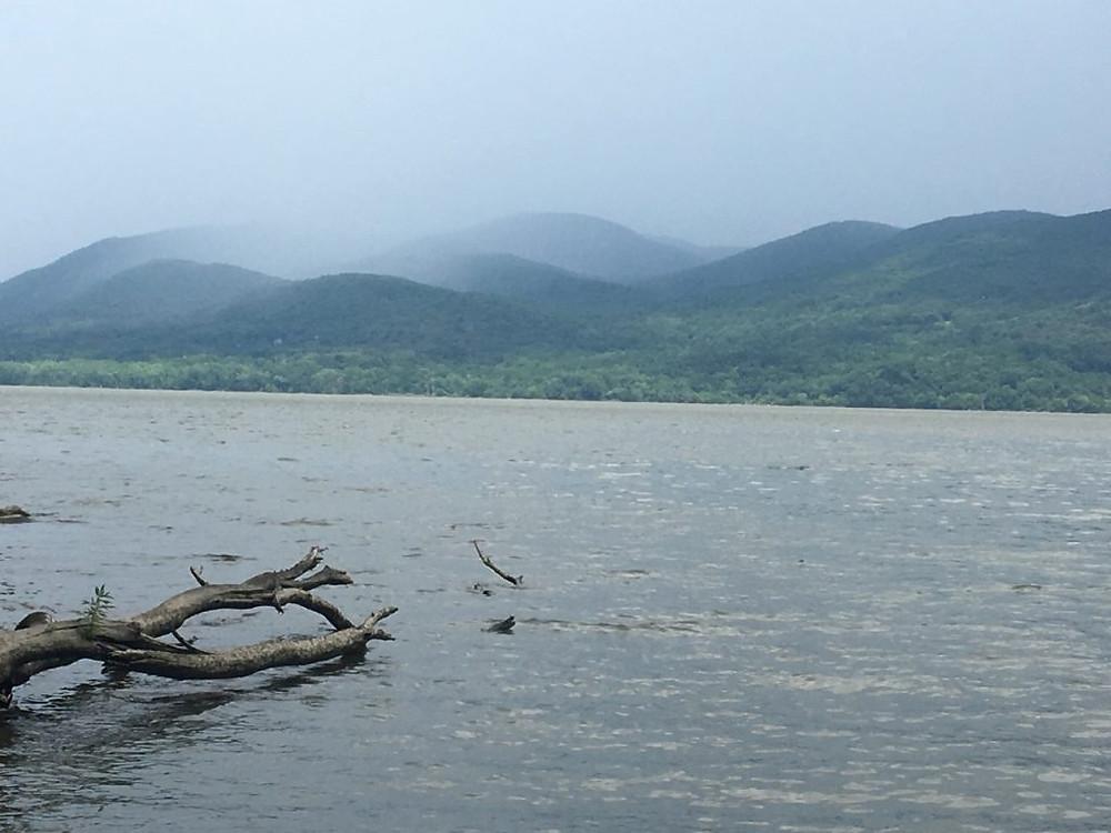 paddling, Hudson highlands, Hudson river, paddlexaminer, paddling