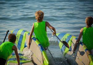 Sayulita Jr. SUP Team, SUP Examiner, stand up paddling, paddling, youth training, young paddlers, sayulita