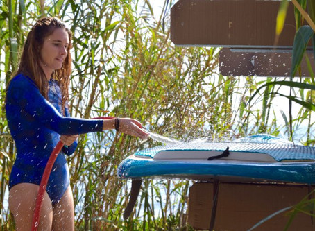 How to Extend the Life of Your SUP: Five Easy Tips