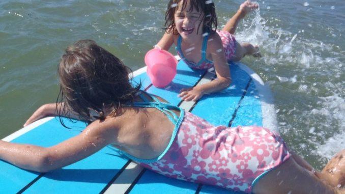 SUP sledding, paddleboard, new york, paddling, paddlexaminer