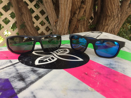 Spy Sunglasses: Firm Fit, Happy Lenses and No Fog