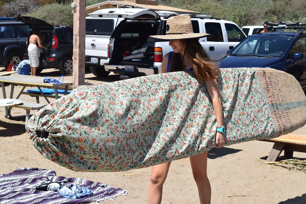 board bags, sagebrush board bags, paddlexaminer, san onofre state beach, nsp surf and sup, nsp cocomat
