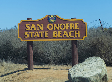 San Onofre State Beach Saved From Development