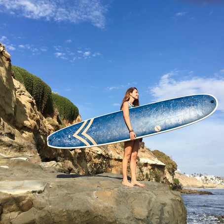 Swell & Sustainability South of the Border