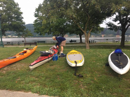 Before the Big Trip: Tips for Distance Paddling