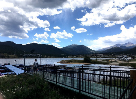 Lake Estes: The Rocky Mountains Offer More Than Just Whitewater Paddling
