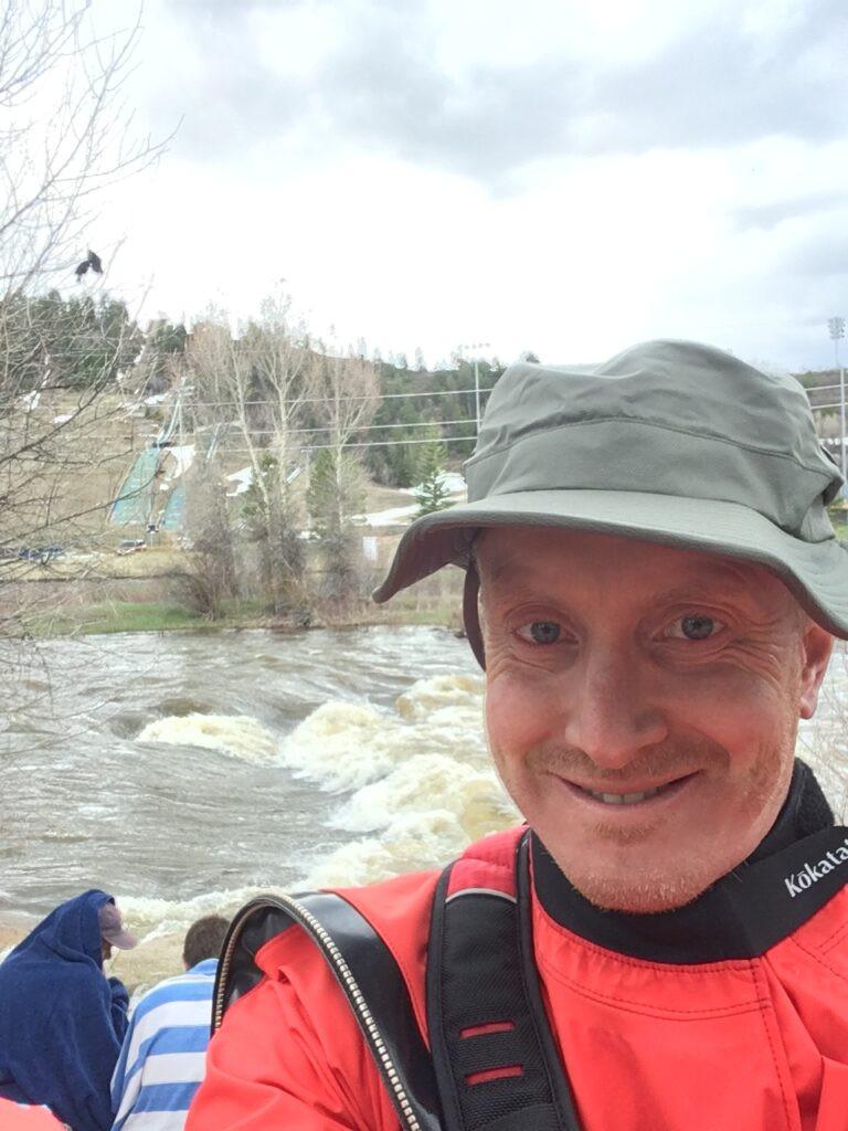 Yampa River, hala gear, steamboat springs, paddlexaminer, shelta hats