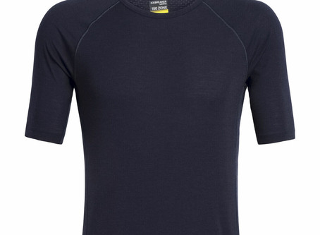 Gear Review: Icebreaker Base Layer