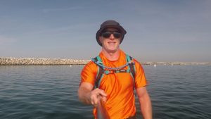 hydration pack, source outdoor, verve hydration pack, sup examiner, back of beyond, redondo beach, shelta hat