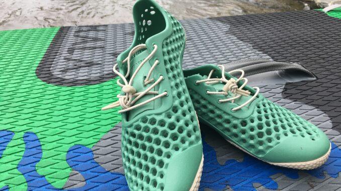 vivobarefoot, shoes, paddlexaminer, ultra 3 bloom, paddling, yampa river