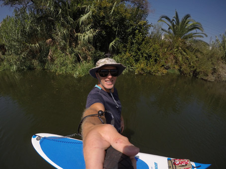 Exploring the Los Angeles River