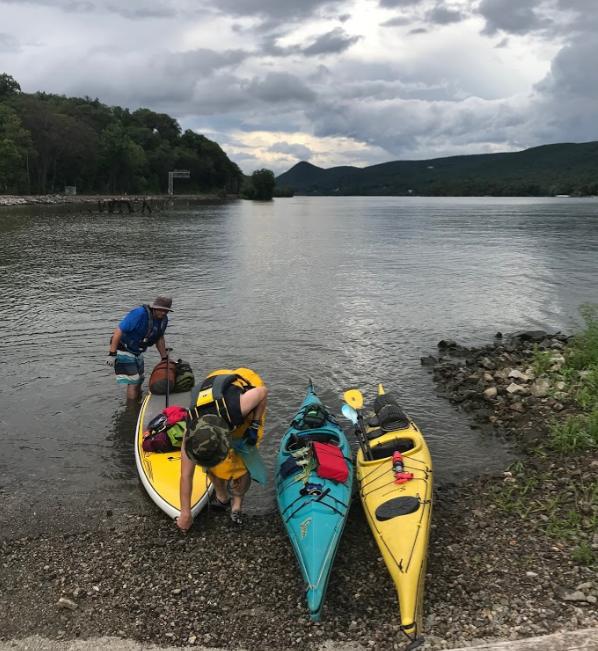Hudson River, PaddleXaminer, hudson highlander