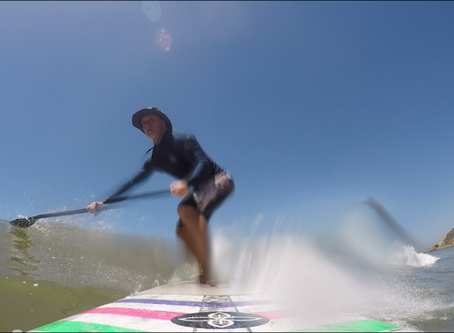 SUP Surfing: The Confidence Factor
