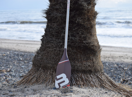 Gear Review: Black Project Hydro Texcarbon SUP Paddle
