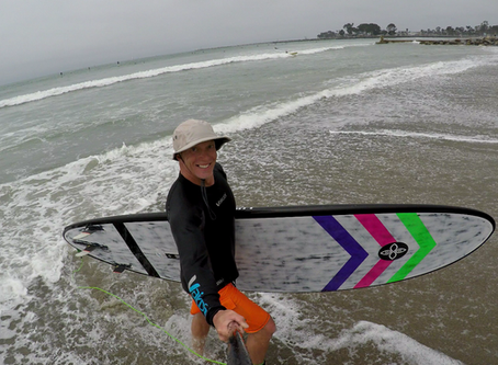Choosing a Board for SUP Surfing