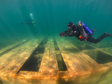 California's First Maritime Heritage Trail Opens at Emerald Bay Underwater Park in Lake Tahoe