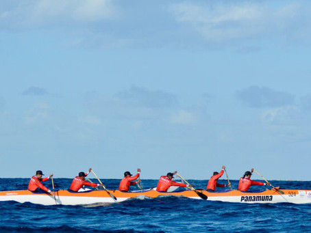 California Outrigger Paddlers Earn Medals at IVF Distance Champs