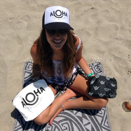 ALOHA Collection Splash-Proof Pouches