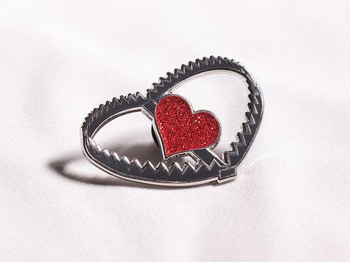 Love Trap Pin