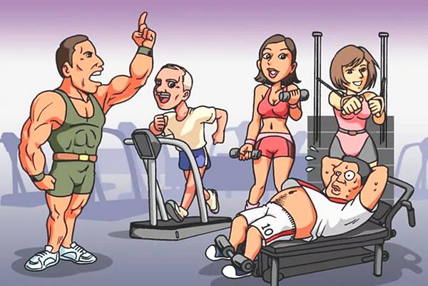 Купить комплекс упражнений для занятий в зале