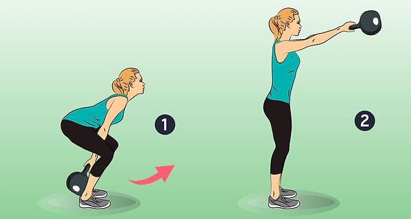 Купить программу тренировок для тренировки с гирей