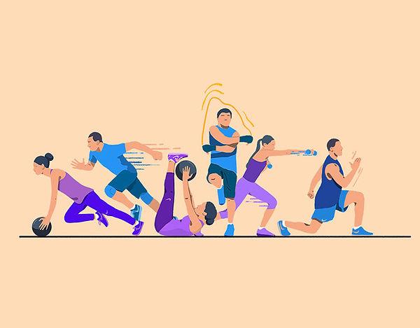 Купить программу тренировок для функциональных тренировок