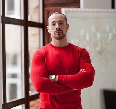 Персональный фитнес тренер в Москве
