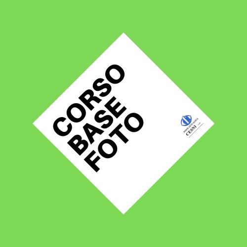 Corso Base Fotografia online Giugno 2021