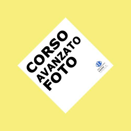 Corso Avanzato Fotografia online