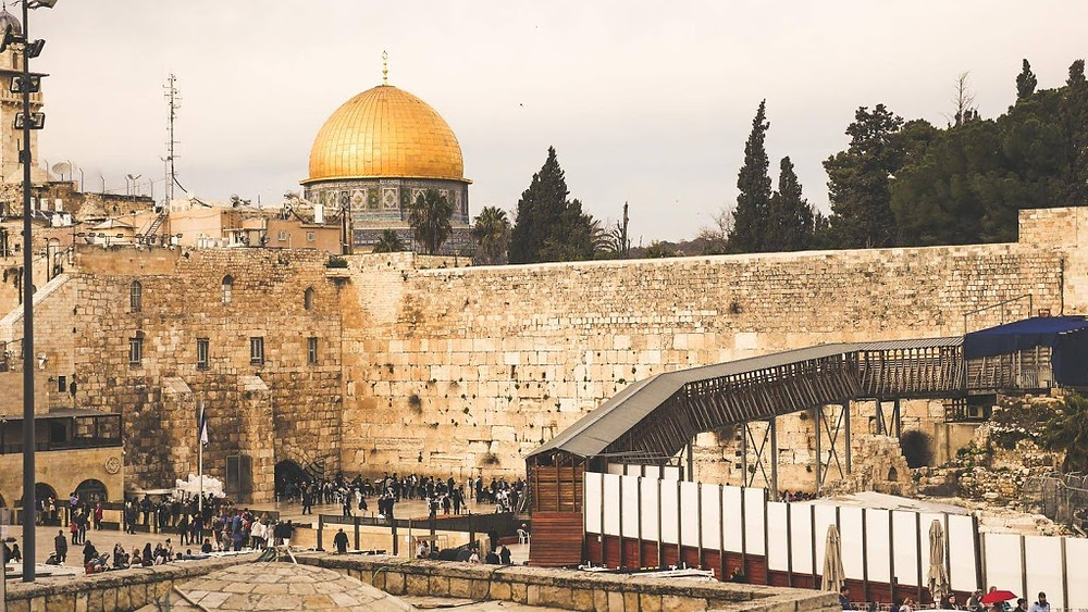 The Kotel (Western Wall) in Jerusalem