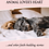 Thumbnail: Devotionals for an Animal Lovers Heart - B&W