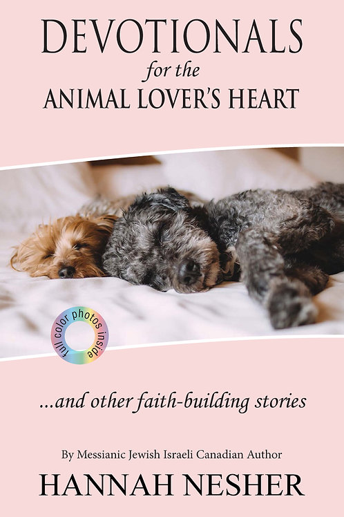 Devotionals for an Animal Lovers Heart - Colour